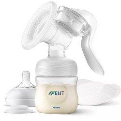 Philips AVENT Ръчна помпа за изцеждане на кърма Natural Motion