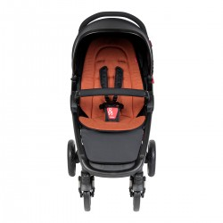 Phil & Teds Детска количка Smart V3.6 + Оранжева подложка