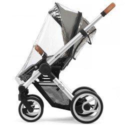 MUTSY Дъждобран за количка EVO със седалка