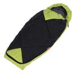 Phil & Teds Спален чувал Snuggle & Snooze, св. зелен + черен