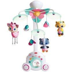 TINY LOVE Музикална въртележка Soothe'n Groove Tiny Princess, 0м+