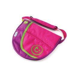 TRUNKI Чанта-седло за куфар, розова